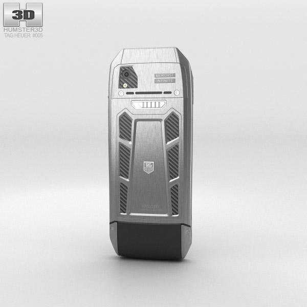 TAG Heuer Meridiist Infinite 3d model