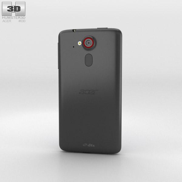 Acer Liquid Z4 Black 3d model