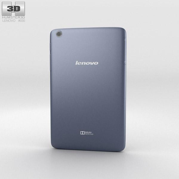 Lenovo Tab A8 Midnight Blue 3d model