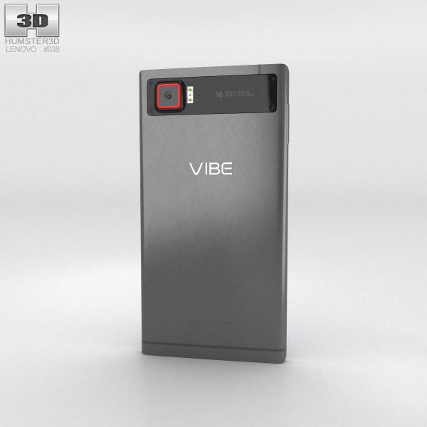 Lenovo Vibe Z2 Pro Titanium 3d model