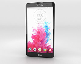 3D model of LG G Vista (VS880) Black