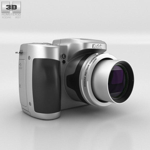 3D model of Kodak EasyShare Z740 Zoom