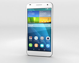 3D model of Huawei Ascend G7 White