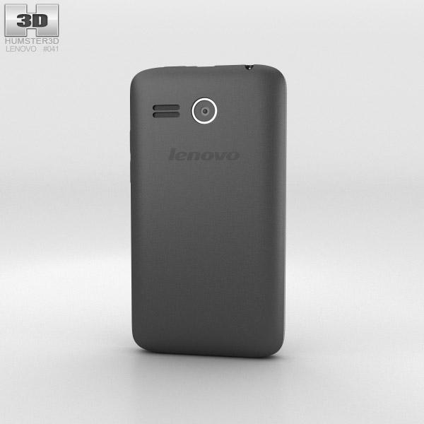 Lenovo A316i Black 3d model