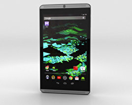 3D model of Nvidia Shield Tablet