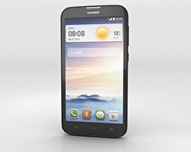 3D model of Huawei Ascend G730 Black