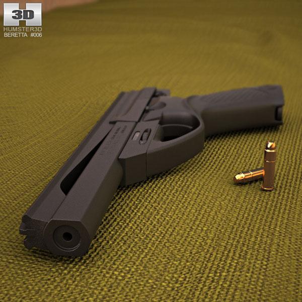 Beretta U22 Neos 3d model