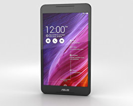 3D model of Asus Fonepad 8 (FE380CG) Black