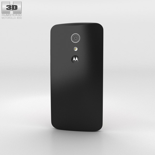 Motorola Moto G (2nd Gen) Black 3d model