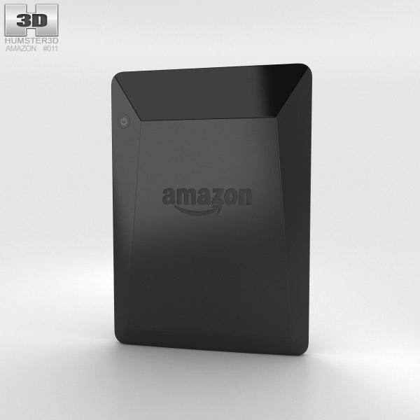 Amazon Kindle Voyage 3d model