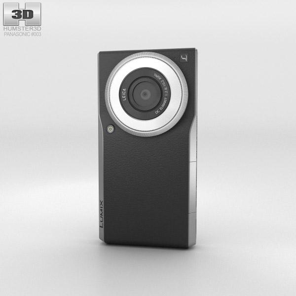Panasonic Lumix Smart Camera 3d model