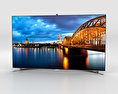 TV Samsung UN55F8000 3D model