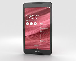3D model of Asus Fonepad 8 (FE380CG) Red