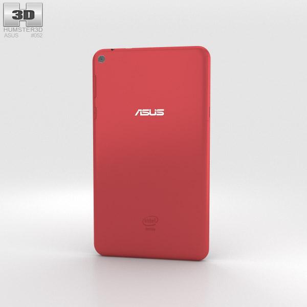 Asus Fonepad 8 (FE380CG) Red 3d model