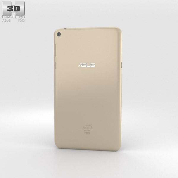 Asus Fonepad 8 (FE380CG) Gold 3d model