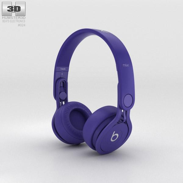 Beats Mixr High-Performance Professional Indigo 3D model