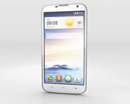 3D model of Huawei Ascend G730 White