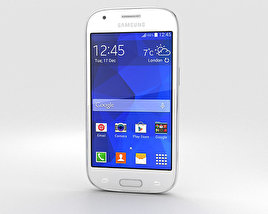 3D model of Samsung Galaxy Ace Style LTE White