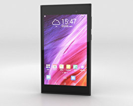 3D model of Asus MeMO Pad 7 Gentle Black