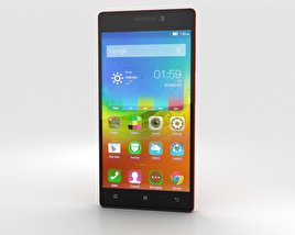 3D model of Lenovo Vibe X2 Orange