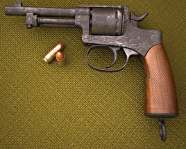 3D model of Rast & Gasser M1898