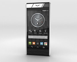 3D model of Vertu Aster Onyx Calf