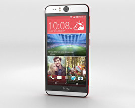 HTC Desire Eye Red 3D model