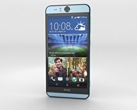 HTC Desire Eye Blue 3D model