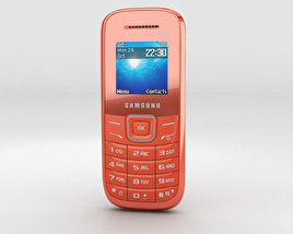 3D model of Samsung E1205 Orange