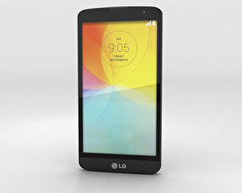 LG L Bello Black 3D model