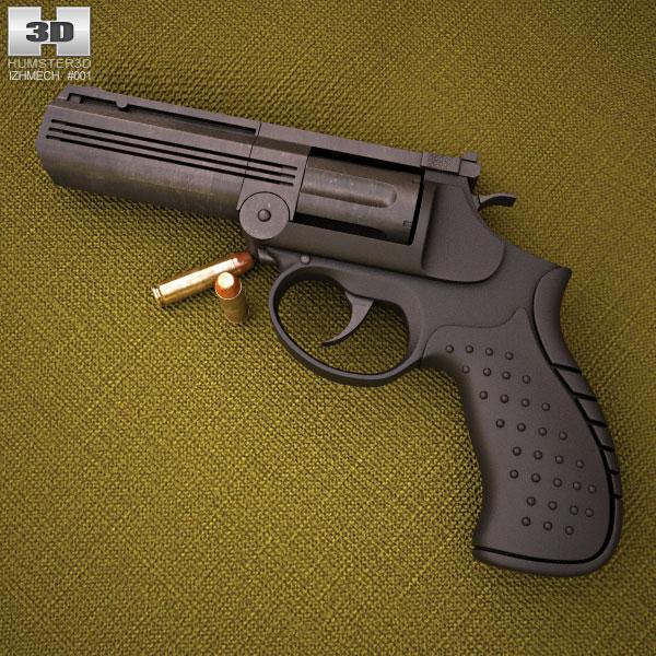 3D model of MP412 REX