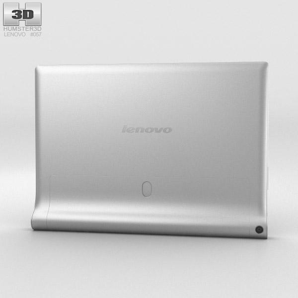 Lenovo Yoga Tablet 2 10-inch Platinum 3d model
