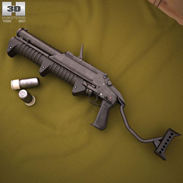 3D model of GM-94