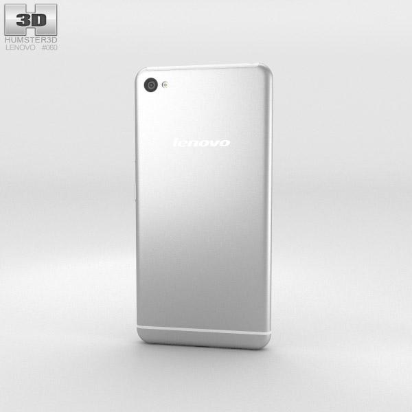 Lenovo Sisley White 3d model