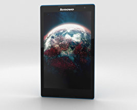3D model of Lenovo Tab S8 Blue