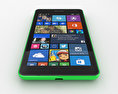 Microsoft Lumia 535 Green 3d model