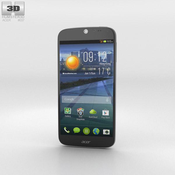 Acer Liquid Jade Green 3D model