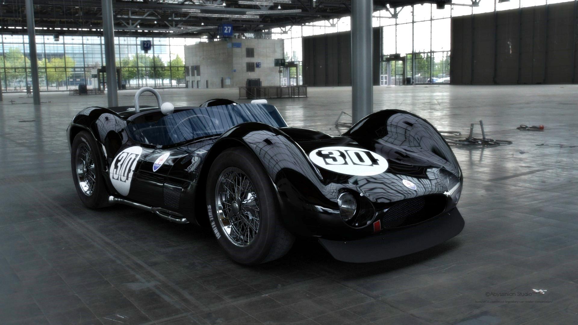 Maserati Tipo61