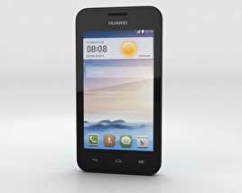 Huawei Ascend Y330 Blue 3D model
