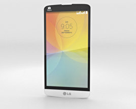 3D model of LG L Prime White