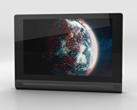 3D model of Lenovo Yoga Tablet 2 8-inch (Windows)