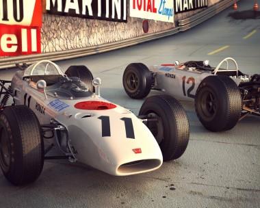 Honda`s first Formula One race car won in 1965