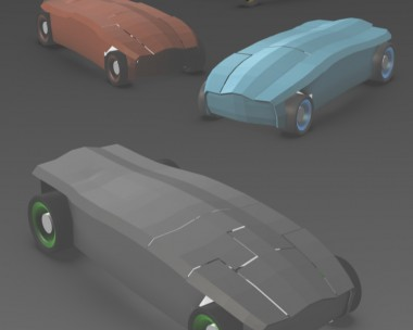 ENDGAME Vehicles