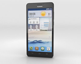 Huawei Ascend G630 Black 3D model