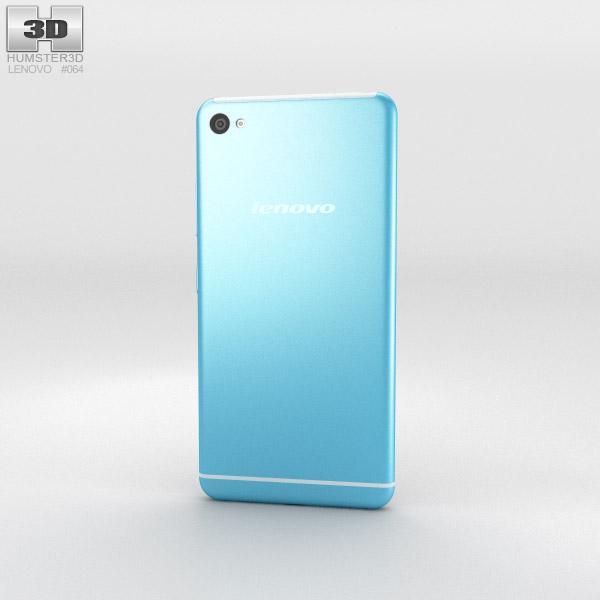 Lenovo Sisley Blue 3d model