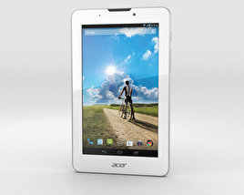 3D model of Acer Iconia Tab 7 (A1-713HD)