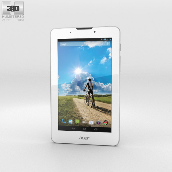 Acer Iconia Tab 7 (A1-713HD) 3D model
