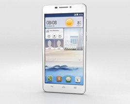 Huawei Ascend G630 White 3D model