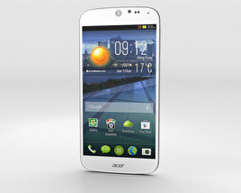 3D model of Acer Liquid Jade White