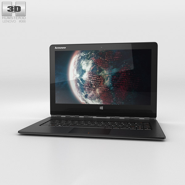 Lenovo Yoga 3 Pro 3D model